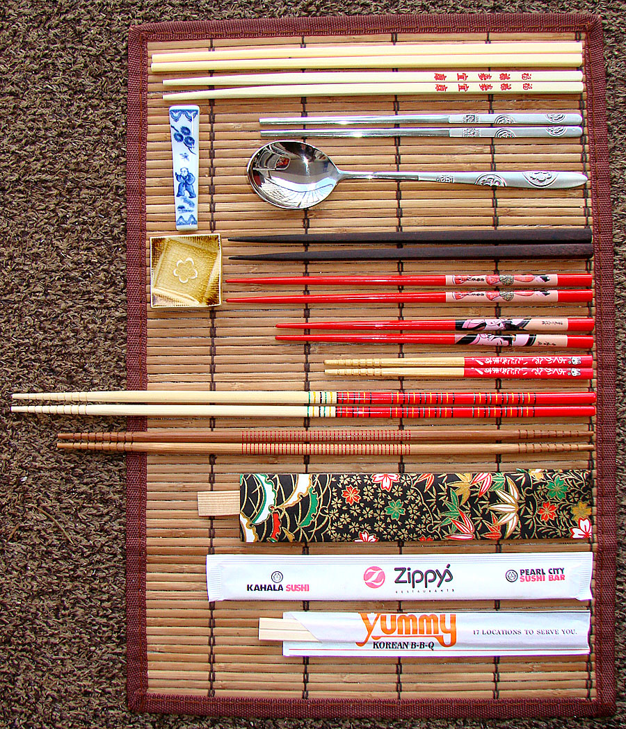 Let S Talk Chopsticks Tasty Island