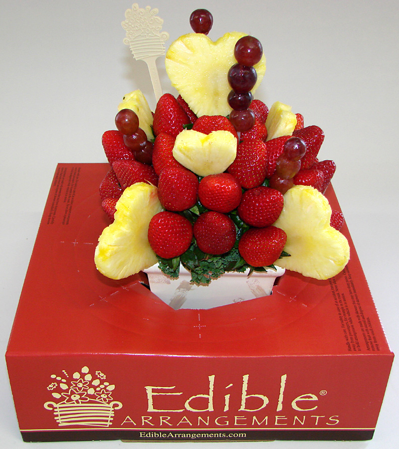 Edible Arrangements Pomai Test Blog