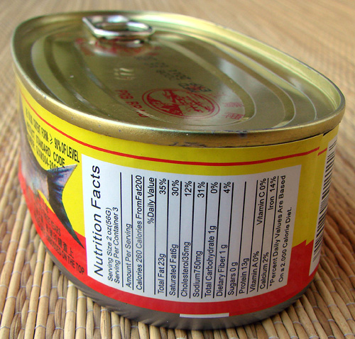 Goya canned black beans nutrition facts for Fried fish nutrition