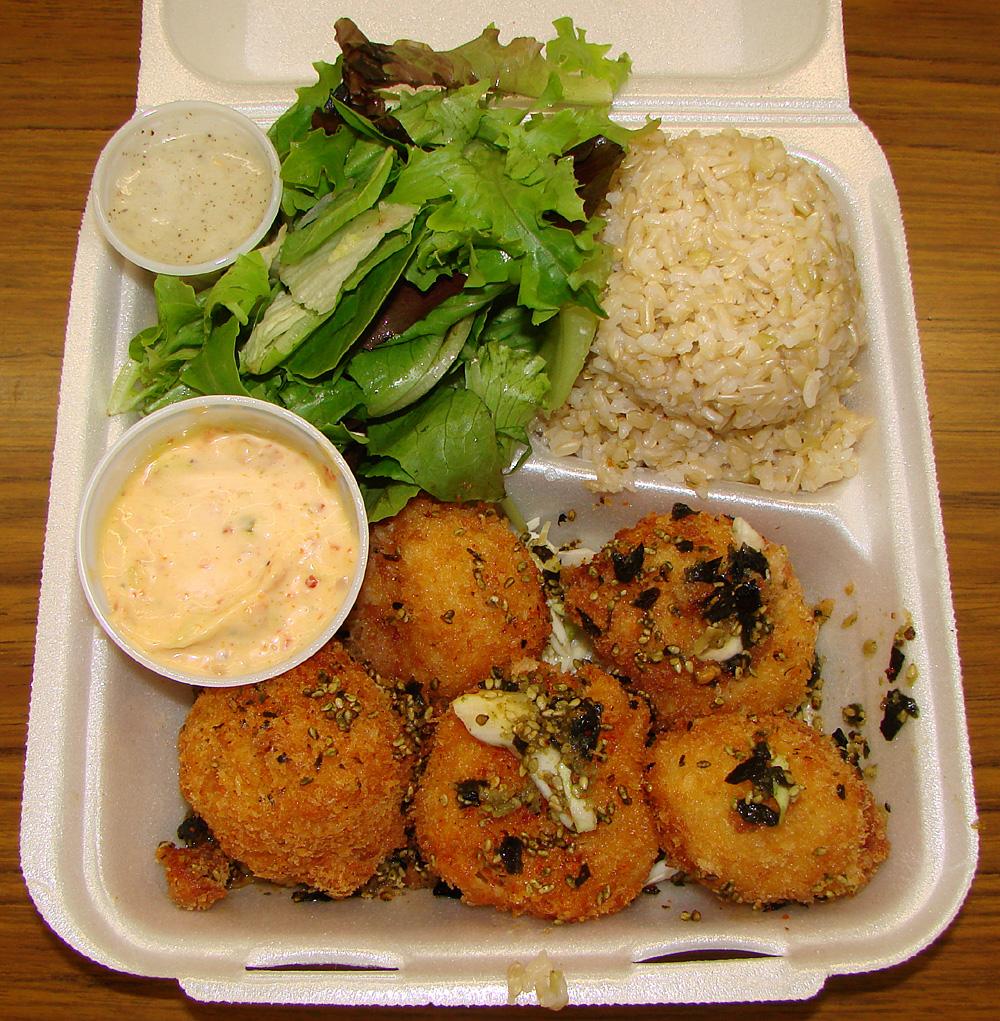 Kahai Street Kitchen: Ocean Scallops 'n Kalbi – Tasty Island