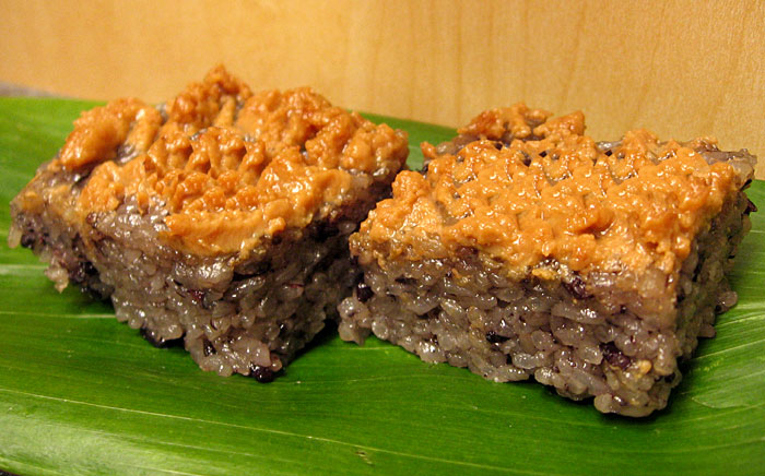 Kakanin Filipino Quot Native Rice Cakes Quot Tasty Island