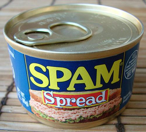 Spam Good Survival Food