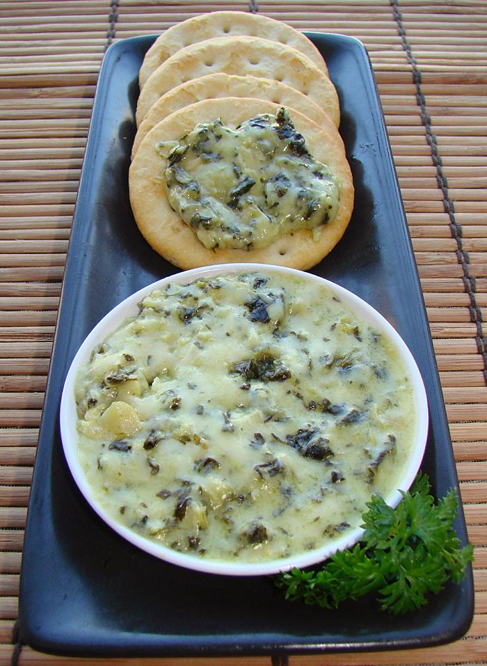 Oh ... & Costco Eats: Spinach u0026 Artichoke Parmesan Dip | Pomai Test Blog