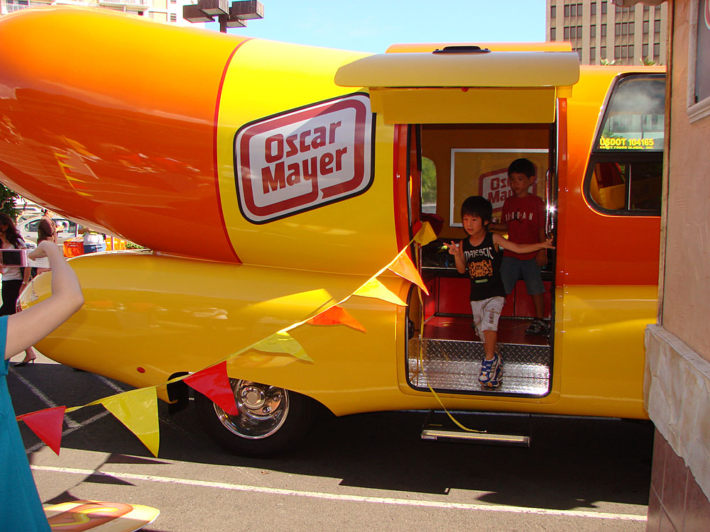 Story Behind Mary Kay Pink Cadillac furthermore oscarmayer likewise Wienermobile Miles Of Smiles together with P662229055 additionally Romneys Running Mate Used To Be An Oscar Mayer Wienermobile Driver. on oscar mayer wienermobile ride