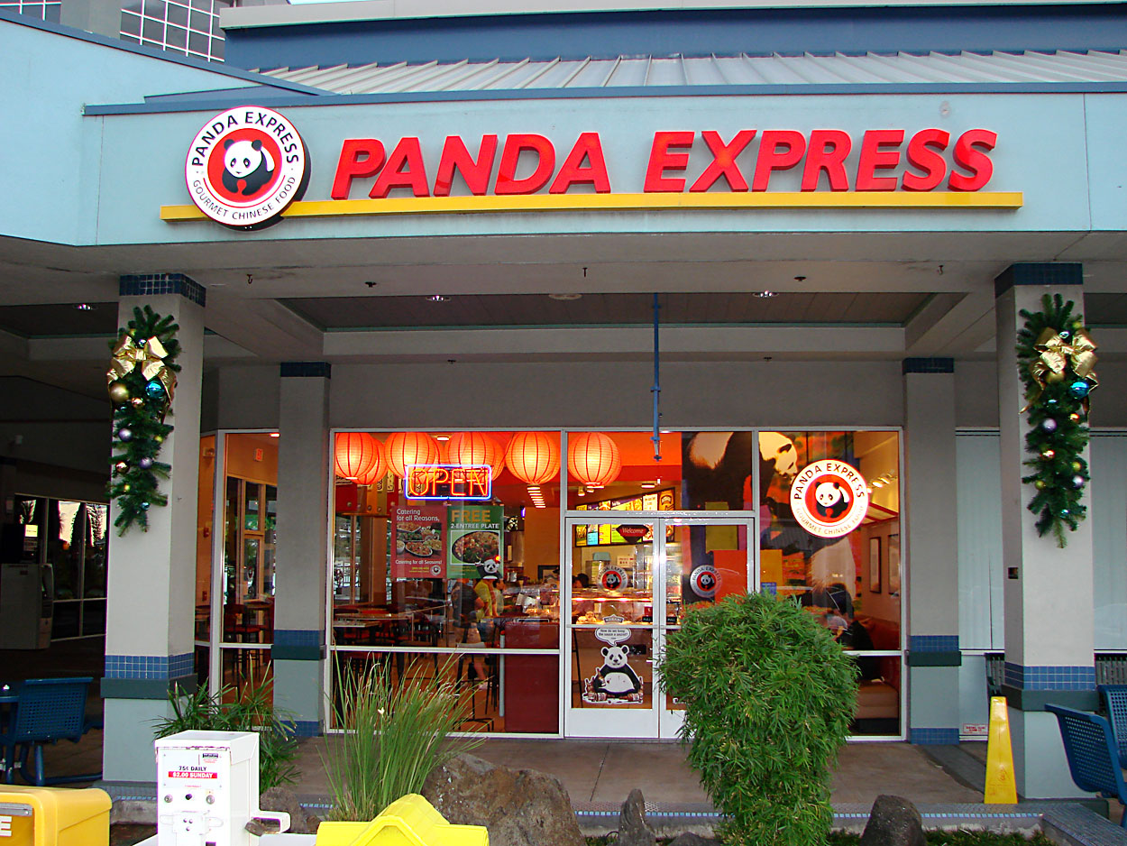 Panda Express is a fast casual restaurant chain which serves American Chinese critics-lucky.ml approximately 2,+ locations, it is the largest Asian segment restaurant chain in the United States, where it was founded and is mainly located (in addition to other countries and territories in North America and Asia). Panda Express restaurants were traditionally located in shopping mall food courts.