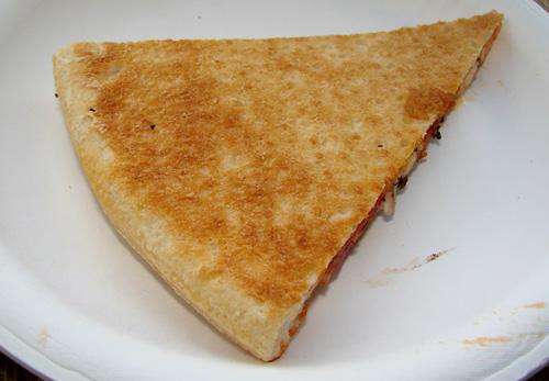 Blackjack pizza hawaiian