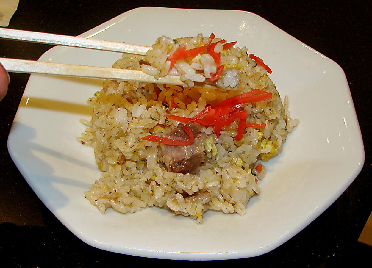 Ramen Nakamura's Oxtail Ramen & Shoyu Ramen 2010 | The Tasty Island