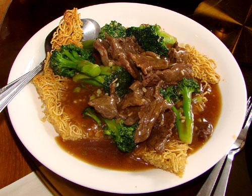 chinese cake noodle