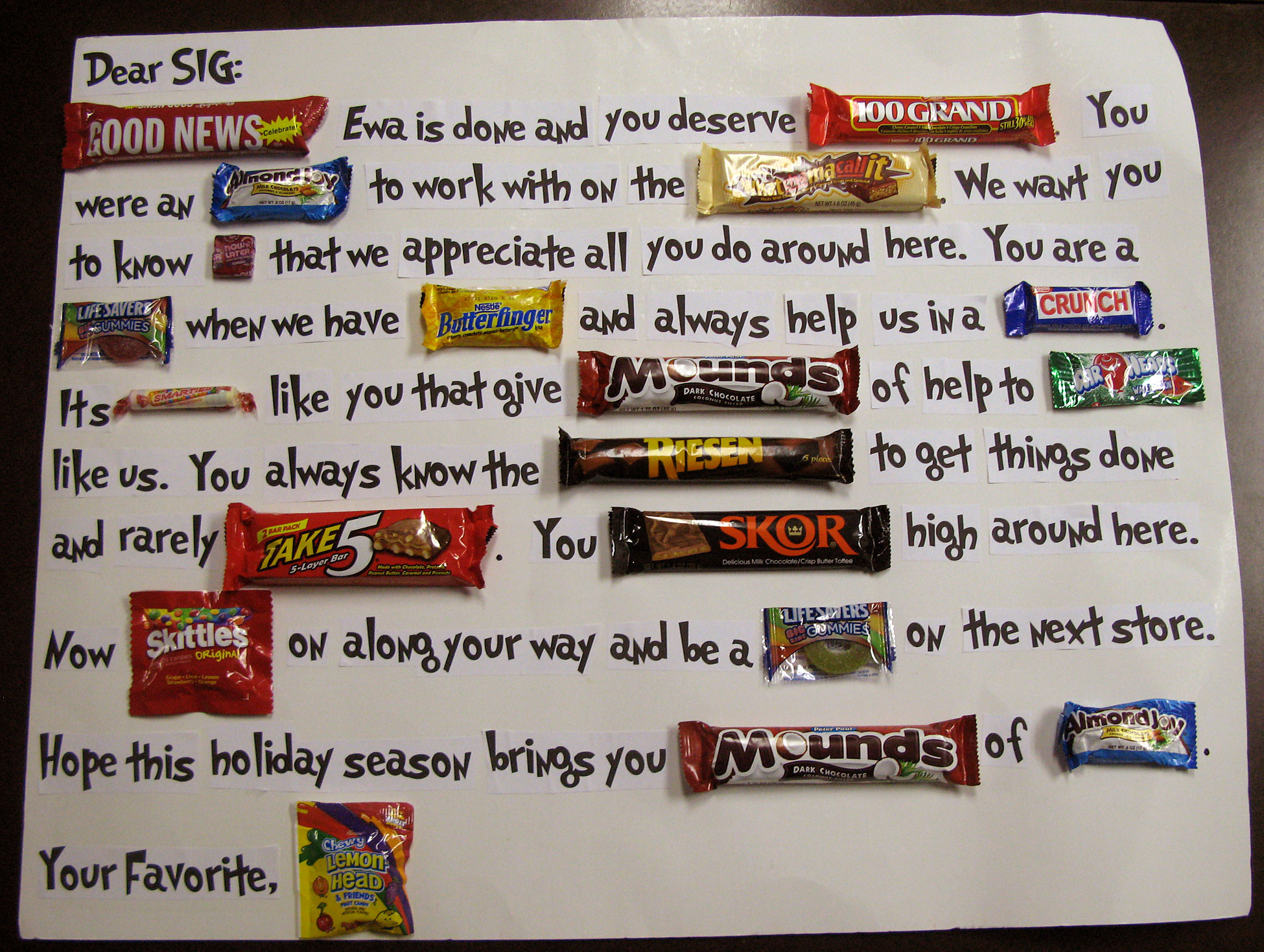 Candy Bar Quotes. QuotesGram