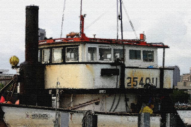 Kula Kai Aku Boat Wheelhouse