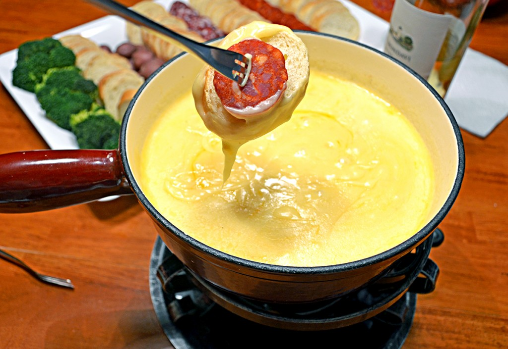 Cheese Fondue Recipe Dishmaps