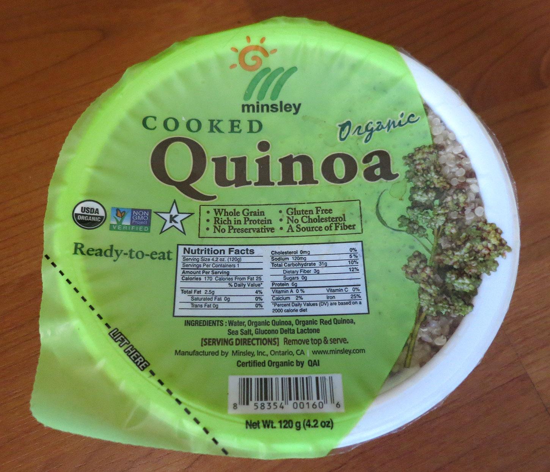 how to prepare quinoa in microwave
