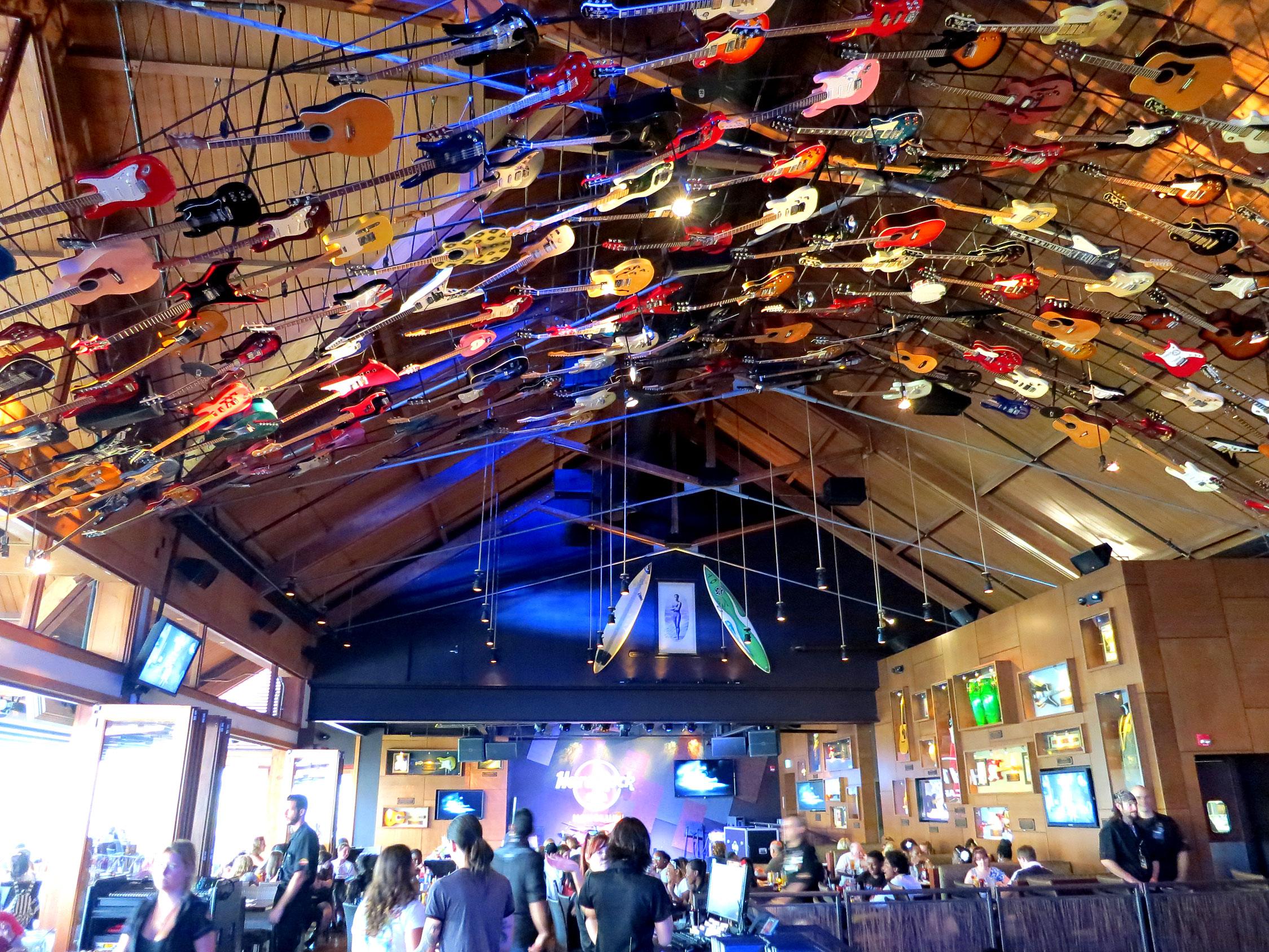 Hard Rock Cafe Rolls Out New Menu Tasty Island
