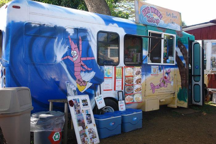 Big Wave Food Truck Oahu