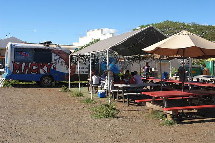 Big Shrimpin Food Truck
