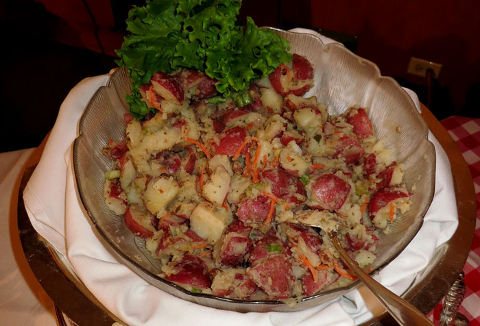 German Roasted Potato Salad Recipes — Dishmaps