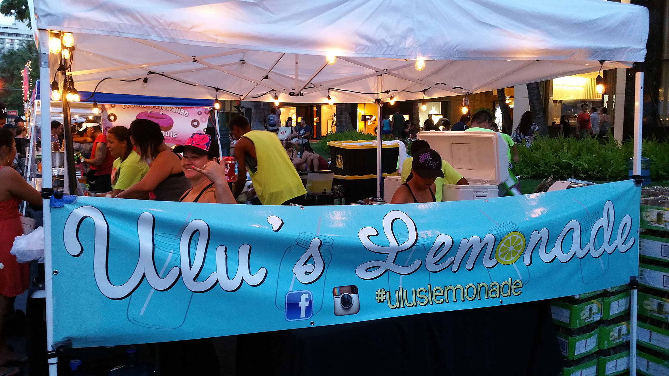 Great Hawaiian Food Truck Festival