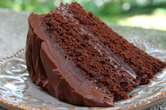 ... .com, today, Tuesday, May 19th, is National Devil's Food Cake Day