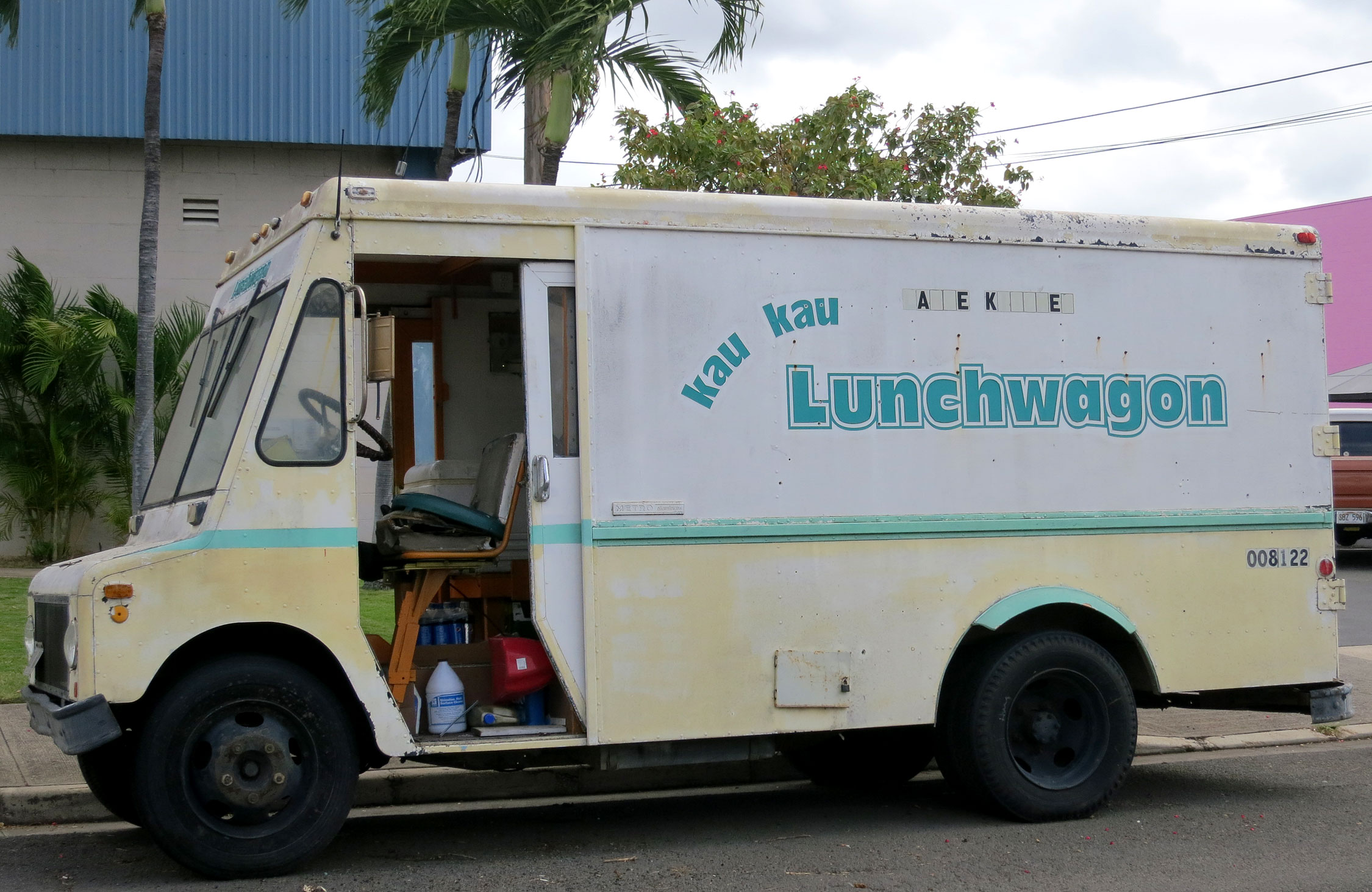 Where Is Aloha Plate Food Truck Located