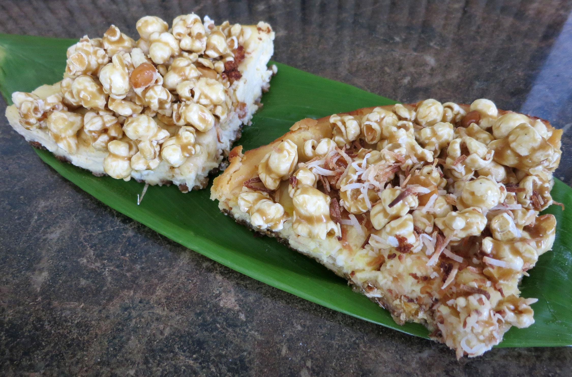 Macadamia Butter-Crunch Popcorn Recipes — Dishmaps
