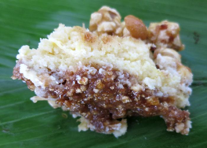 Joy's Island Princess Macadamia Popcorn Crunch Cheesecake & Cupcakes ...