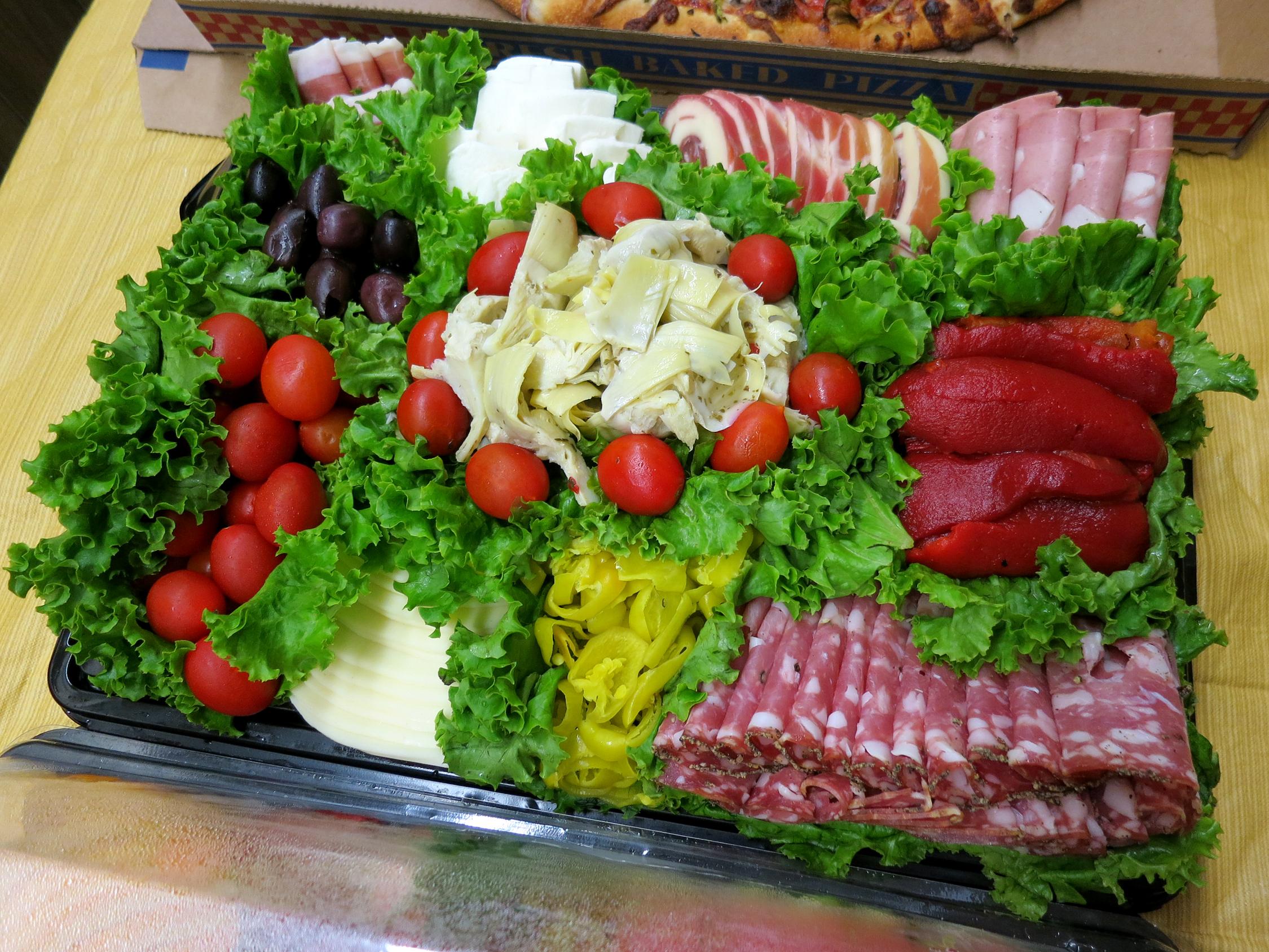 walmart deli salads