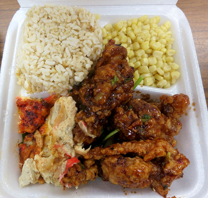 Catered Luncheon by Pongo's Kitchen – Tasty Island