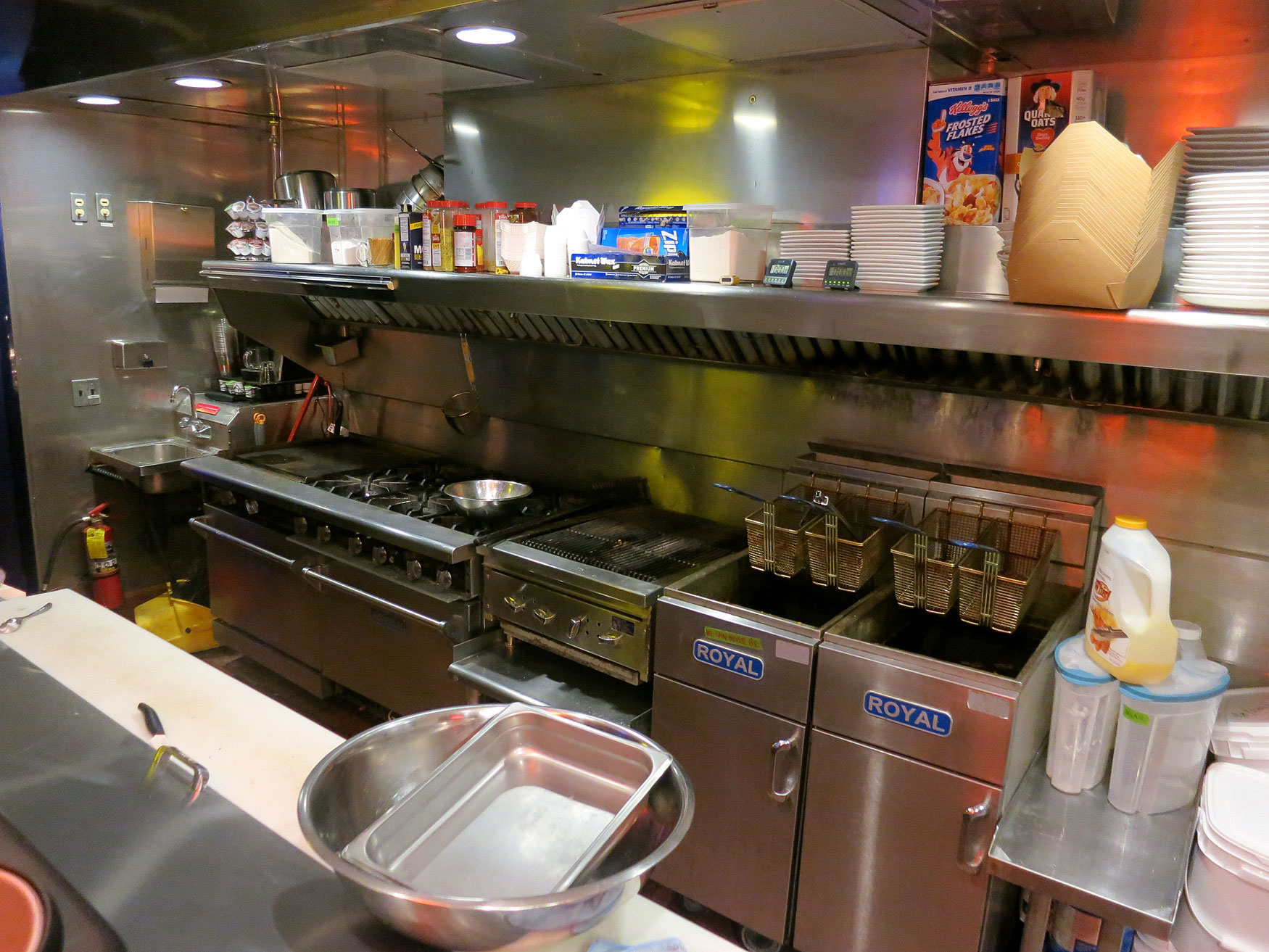 Wangs Kitchen Menu Pondicherry