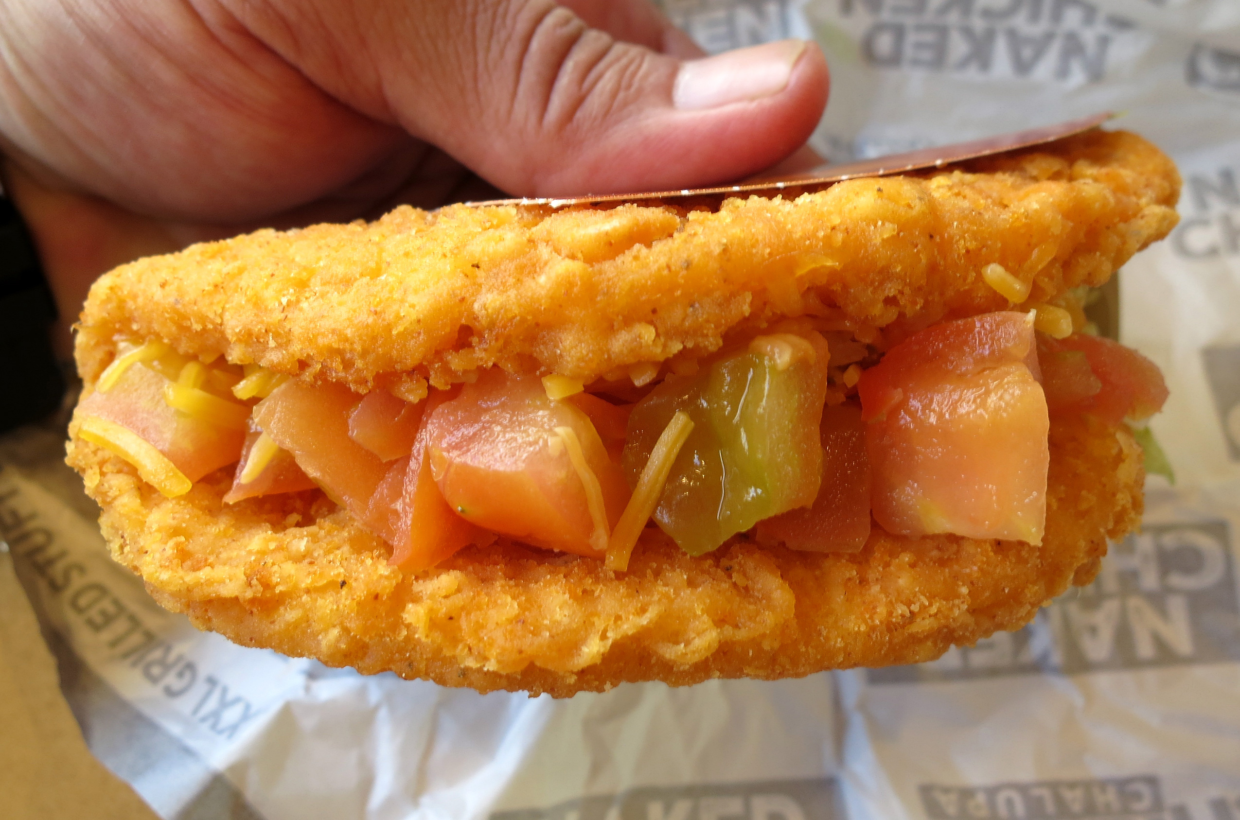 how to make a taco bell chalupa