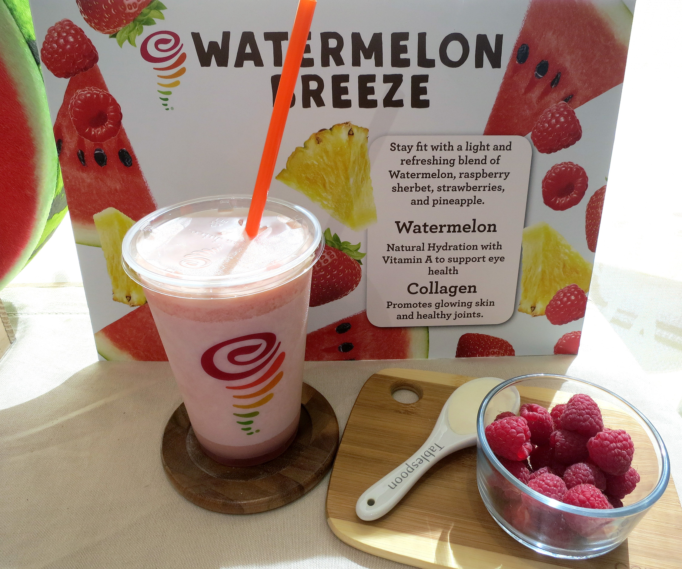 jamba juice Product features now you can enjoy your favorite jamba smoothie anytime anywhere.
